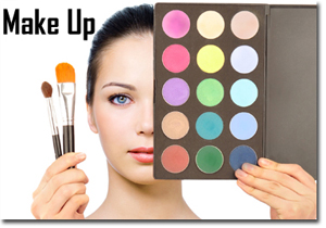 Day, evening, Matric and Bridal Makeup